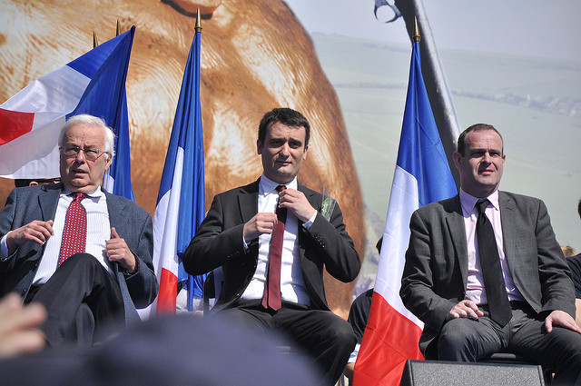 fn philippot steeve briois