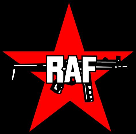 raf fractions armée rouge