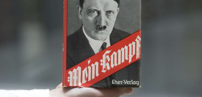 couverture mein kampf